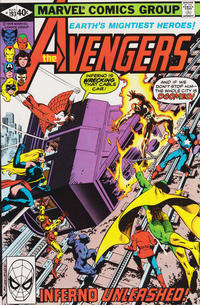 Cover Thumbnail for The Avengers (Marvel, 1963 series) #193 [Direct]