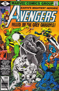 Cover Thumbnail for The Avengers (Marvel, 1963 series) #191 [Direct Edition]