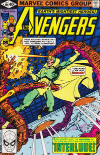 Cover Thumbnail for The Avengers (Marvel, 1963 series) #194 [Direct Edition]