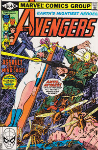 Cover Thumbnail for The Avengers (Marvel, 1963 series) #195 [Direct]
