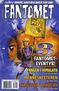 Cover Thumbnail for Fantomet (Hjemmet / Egmont, 1998 series) #21/2010
