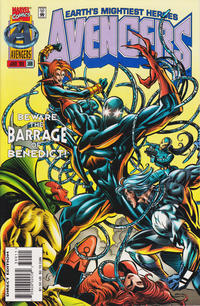 Cover Thumbnail for The Avengers (Marvel, 1963 series) #399 [Direct Edition]