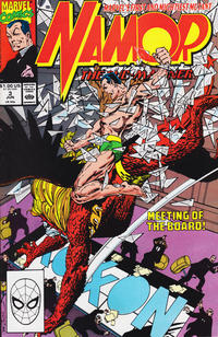 Cover Thumbnail for Namor, the Sub-Mariner (Marvel, 1990 series) #3 [Direct]