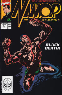 Cover Thumbnail for Namor, the Sub-Mariner (Marvel, 1990 series) #4 [Direct]