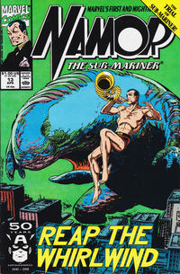 Cover Thumbnail for Namor, the Sub-Mariner (Marvel, 1990 series) #13 [Direct]