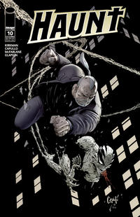Cover Thumbnail for Haunt (Image, 2009 series) #10