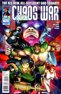 Cover Thumbnail for Chaos War (Marvel, 2010 series) #2