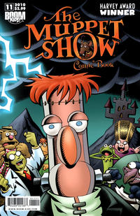 Cover Thumbnail for The Muppet Show: The Comic Book (Boom! Studios, 2009 series) #11