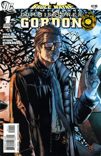 Cover Thumbnail for Bruce Wayne: The Road Home: Commissioner Gordon (DC, 2010 series) #1