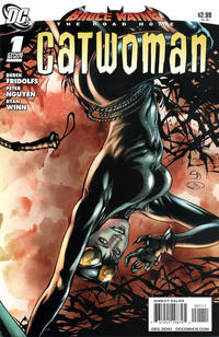 Cover Thumbnail for Bruce Wayne: The Road Home: Catwoman (DC, 2010 series) #1