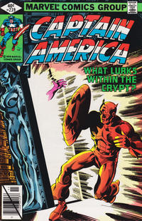 Cover Thumbnail for Captain America (Marvel, 1968 series) #239 [Direct Edition]