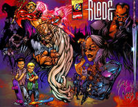 Cover Thumbnail for Blade (Marvel; Wizard, 1999 series) #1/2