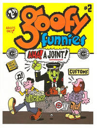 Cover Thumbnail for Goofy Funnies (The Comix Company, 2008 series) #2
