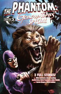 Cover Thumbnail for The Phantom Generations Special (Moonstone, 2010 series)  [Regular Cover]