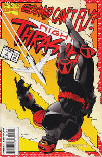 Cover Thumbnail for Night Thrasher (Marvel, 1993 series) #5 [Direct Edition]