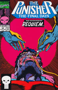 Cover Thumbnail for The Punisher (Marvel, 1987 series) #59 [Direct]