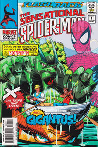 Cover Thumbnail for The Sensational Spider-Man (Marvel, 1996 series) #-1 [Direct Edition]
