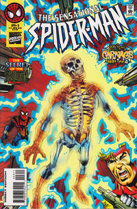 Cover Thumbnail for The Sensational Spider-Man (Marvel, 1996 series) #3 [Direct Edition]
