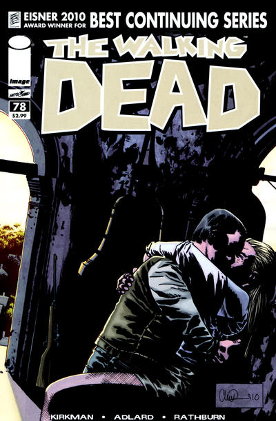 Cover for The Walking Dead (Image, 2003 series) #78