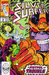 Cover Thumbnail for Silver Surfer (1987 series) #44 [Direct Edition]