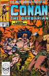 Cover for Conan the Barbarian (Marvel, 1970 series) #239 [Direct Edition]