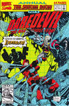 Cover for Daredevil Annual (Marvel, 1967 series) #8 [Direct Edition]