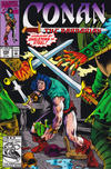 Cover for Conan the Barbarian (Marvel, 1970 series) #256 [Direct]