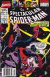 Cover Thumbnail for The Spectacular Spider-Man Annual (1979 series) #10 [Newsstand]