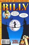 Cover for Billy (Hjemmet / Egmont, 1998 series) #21/2010