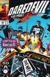Cover for Daredevil (Marvel, 1964 series) #292 [Direct]