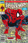 Cover for Spider-Man (Marvel, 1990 series) #1 [Newsstand]