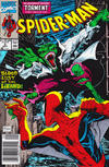 Cover for Spider-Man (Marvel, 1990 series) #2 [Newsstand]