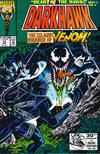 Cover for Darkhawk (Marvel, 1991 series) #14 [Direct]