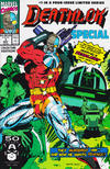 Cover for Deathlok Special (Marvel, 1991 series) #1 [Direct]
