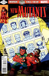 Cover Thumbnail for New Mutants (2009 series) #17 [Super Hero Squad Variant]