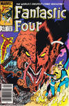 Cover Thumbnail for Fantastic Four (1961 series) #277 [Canadian]