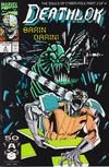 Cover for Deathlok (Marvel, 1991 series) #4 [Direct]