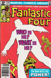 Cover Thumbnail for Fantastic Four (1961 series) #234 [Newsstand Edition]