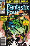 Cover for Fantastic Four Annual (Marvel, 1963 series) #20 [Newsstand]