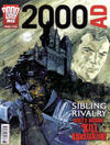 Cover for 2000 AD (Rebellion, 2001 series) #1706