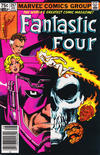 Cover Thumbnail for Fantastic Four (1961 series) #257 [Canadian Newsstand Edition]