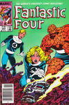 Cover Thumbnail for Fantastic Four (1961 series) #260 [Canadian Newsstand Edition]
