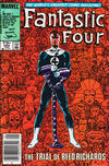 Cover Thumbnail for Fantastic Four (1961 series) #262 [Canadian Newsstand Edition]