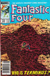 Cover Thumbnail for Fantastic Four (1961 series) #269 [Canadian]