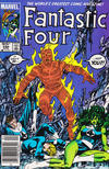 Cover for Fantastic Four (Marvel, 1961 series) #289 [Canadian Newsstand Edition]