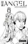 Cover Thumbnail for Angel Spotlight: Connor (2006 series) #1 [Retailer Incentive Bob Gill Sketch Cover]