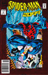 Cover for Spider-Man 2099 (Marvel, 1992 series) #1 [Newsstand]