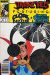 Cover Thumbnail for Strange Tales (1987 series) #9 [Newsstand]