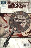 Cover for Locke & Key: Keys to the Kingdom (IDW, 2010 series) #2 [RI Cover]