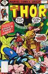 Cover for Thor (Marvel, 1966 series) #276 [Whitman]